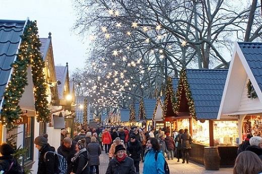 vánoční trhy pojištění