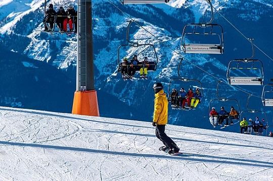pojištění hory Alpy