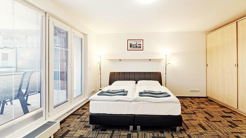 Hotelový apartmán
