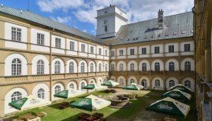 Zámek v Račicích na Vyškovsku se poprvé v historii otevírá veřejnosti