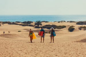 Cestovní pojištění na Kanárské ostrovy od AXA Assistance kryje i COVID-19