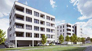 Výstavba bytů v Břeclavi pokročila ze studie do fáze stavebního řízení