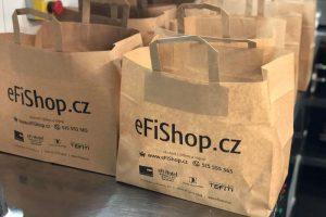 eFiShop - taška
