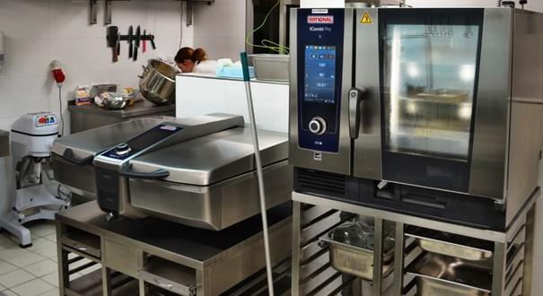 moderní technologie kuchařů eFiShopu