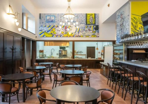 Restaurace EFI Hostinec s řemeslným EFI Pivovarem